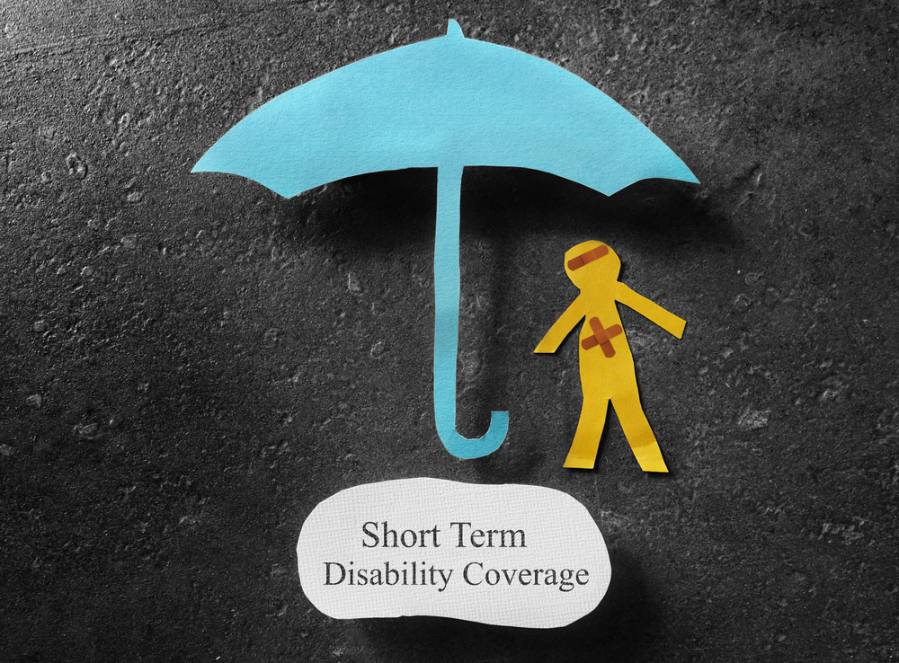 What is short-term disability insurance, and how can I get it?